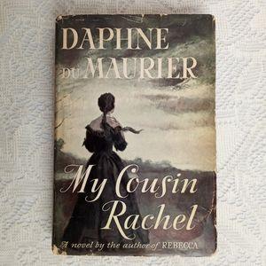 1952 My Cousin Rachel Daphne Du Maurier